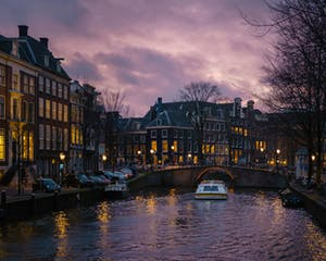 Things to do in Amsterdam when in rains.