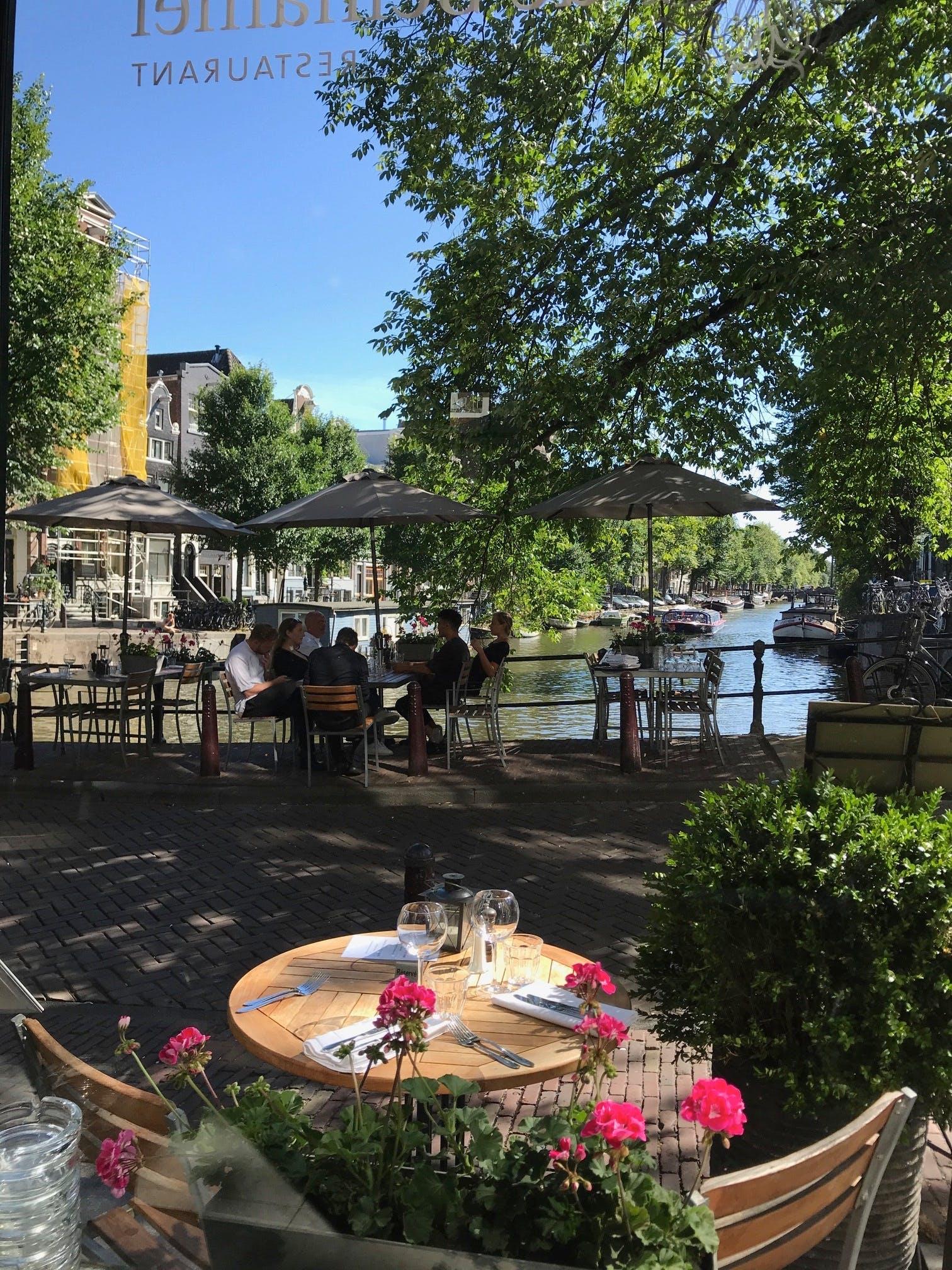 things to do in Amsterdam Belhamel