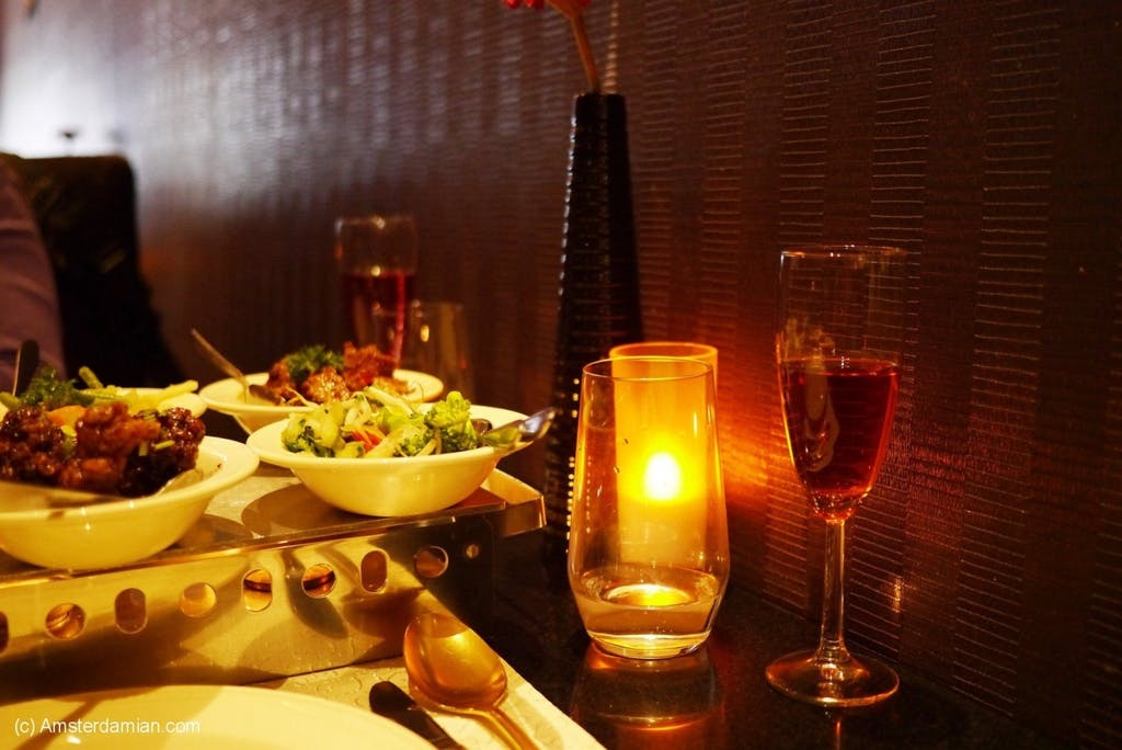 Some food a Long Pura which is a must try when you are on your romantic trip to Amsterdam.