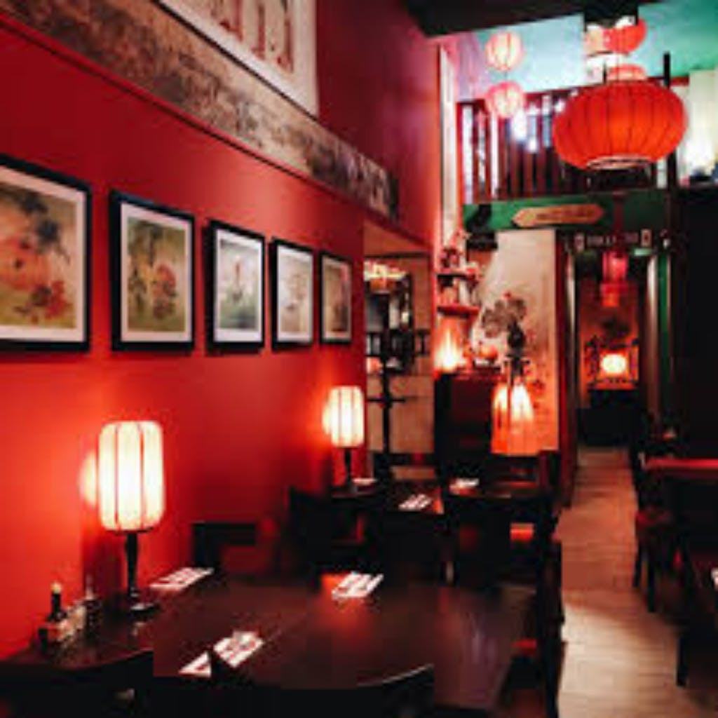 Amsterdam romantic restaurant SI Chuan
