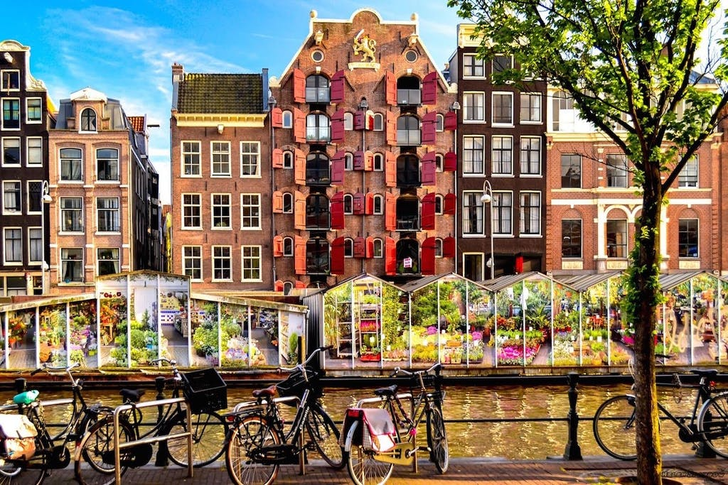 great place for souvenirs during your Romantic Trip to Amsterdam