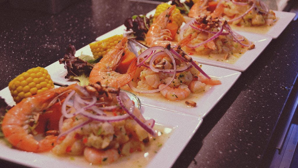 Wonderful food in Peruvian kitchen during your Romantic Trip to Amsterdam