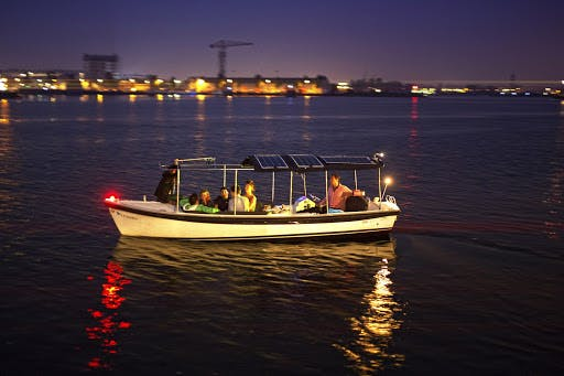 Romantic Boat Tour on Amsterdam Canals