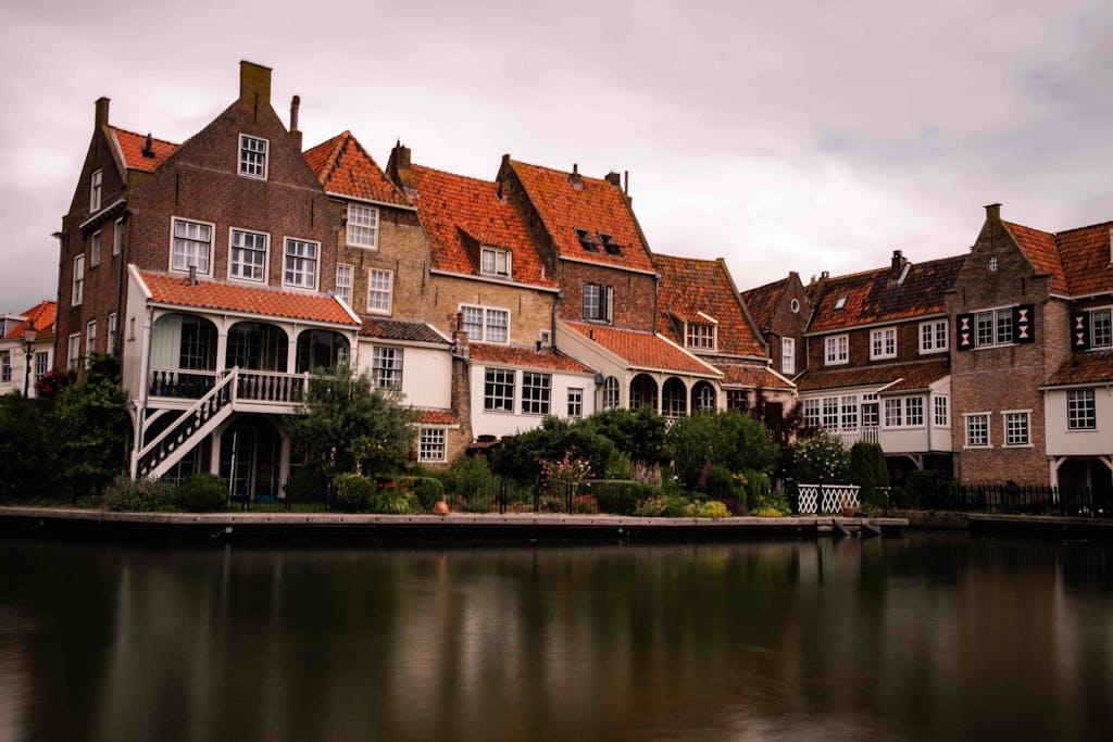 Alkmaar an quant city close to Amsterdam