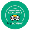 tripdavisor certificate of excellence for romantic tour amsterdam