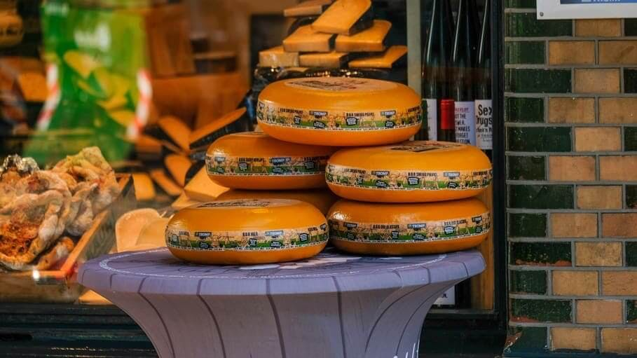 gouda cheese from amsterdam