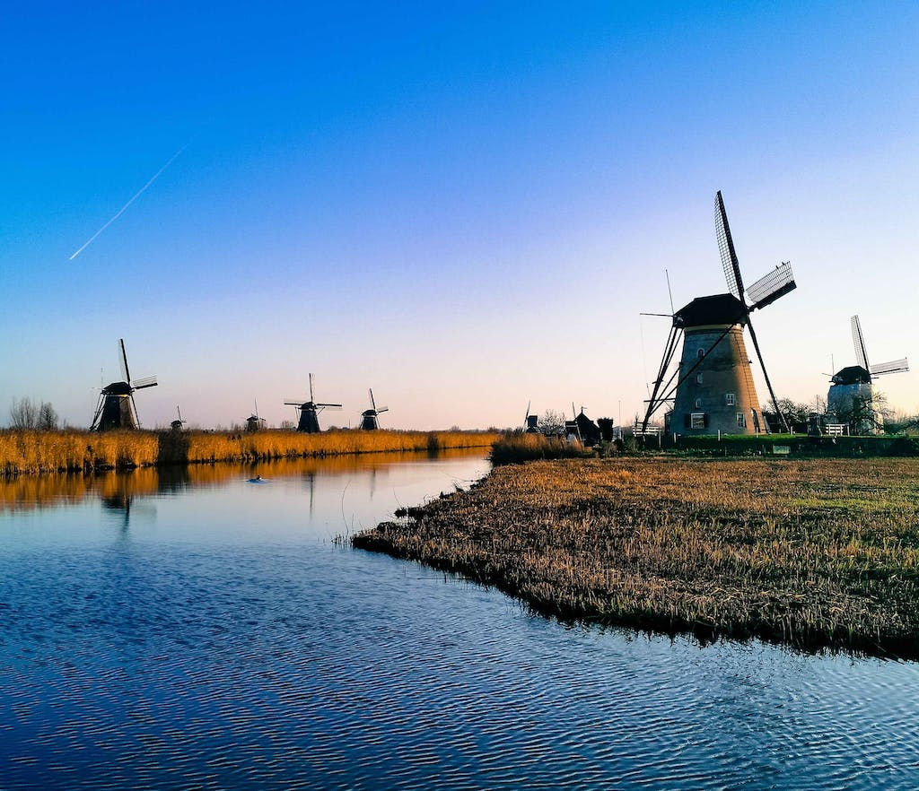 taking a day trip from Amsterdam could be a great things to do on your weekend in Amsterdam