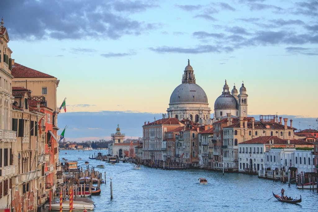 best places to proces in europe venice