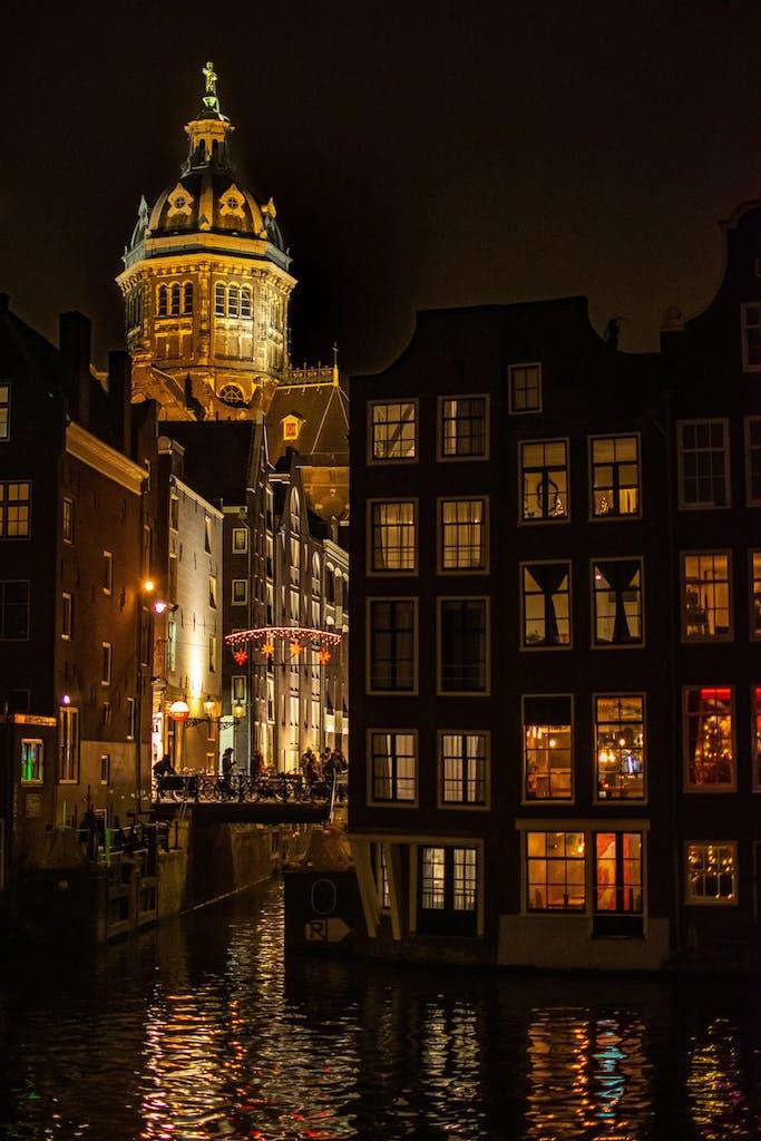 fun fats about amsterdam.