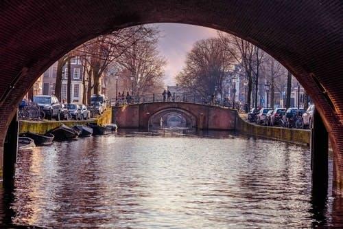 love bridge Amsterdam