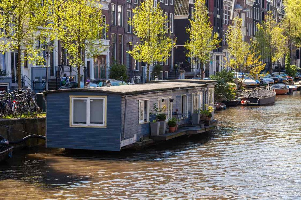Visit The House Boat Museum in Amsterdam