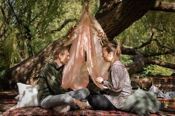 huwelijksaanzoek picknick amsterdam