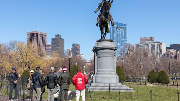 Boston-George-Washington-Statue