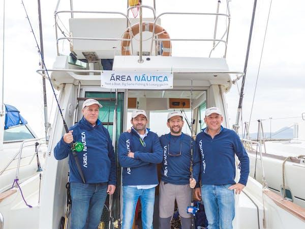 Area Nautica staff