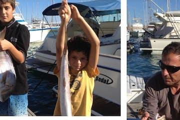 Antares 10:80 fishing trip