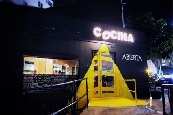 Cocina Abierta Opens In Condado Spoon