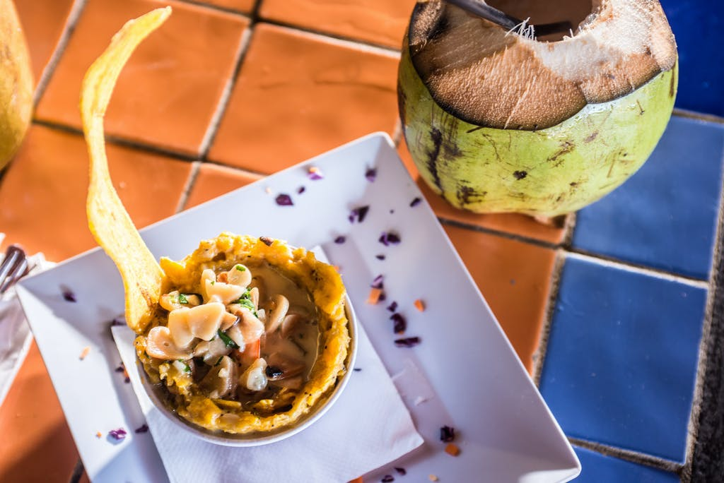Sunset-walk-taste-mofongo-