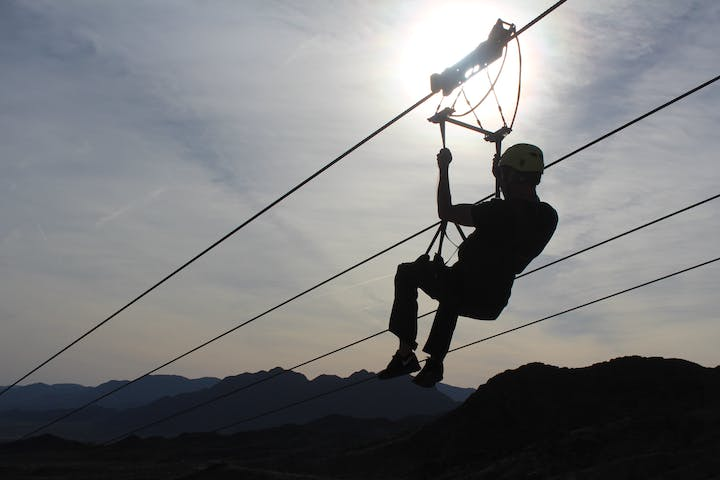 zipline boulder city nv
