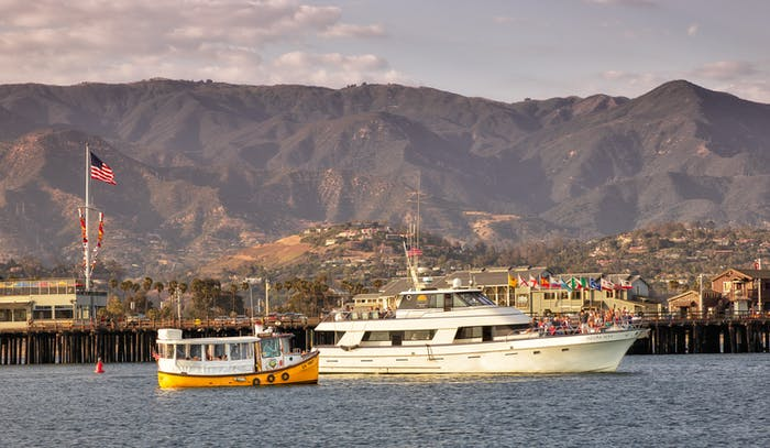 Celebration Cruises of Santa Barbara | Cruises, Boat Rides
