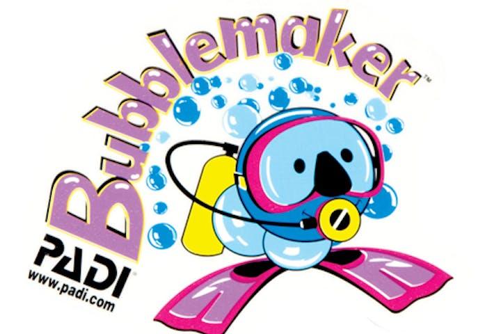PADI Bubblemaker Course | Coki Dive Center
