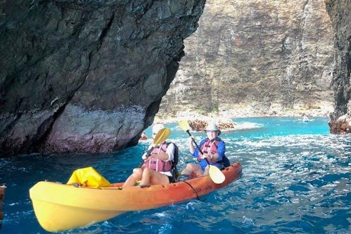 Camping on Na Pali Coast | Napali Kayak