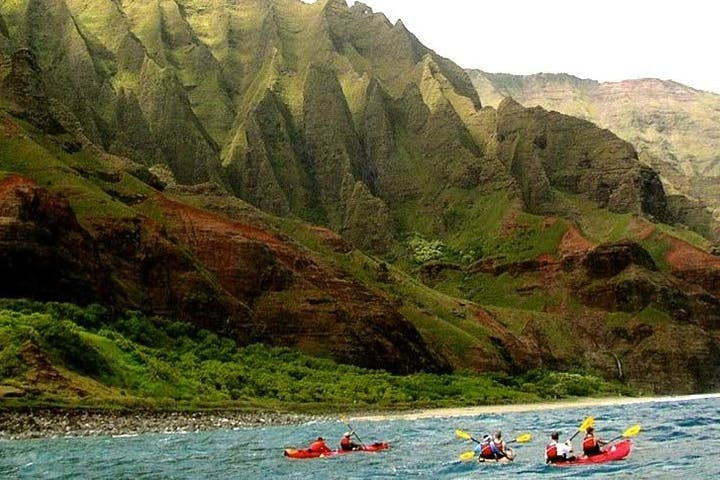 Private group tours in Kauai