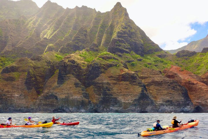 Na Pali Coast Kayak tour