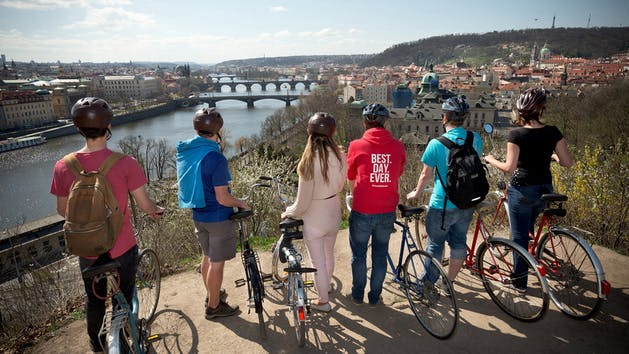 Prague-Biking-Tour
