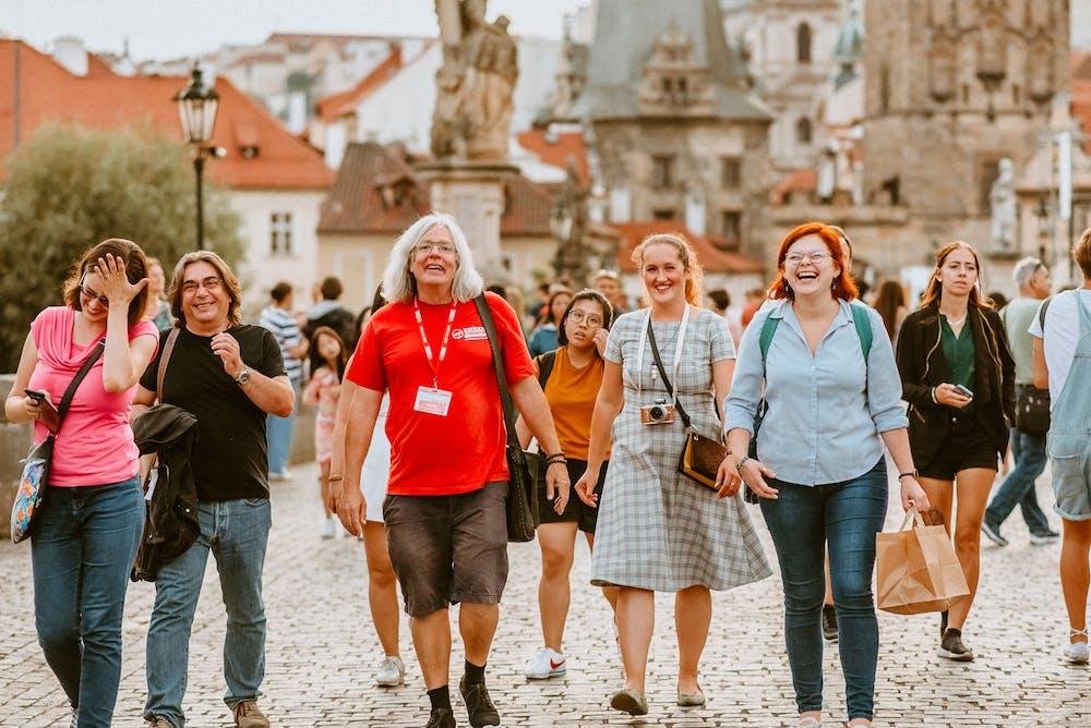 Old Town Prague Tour Group