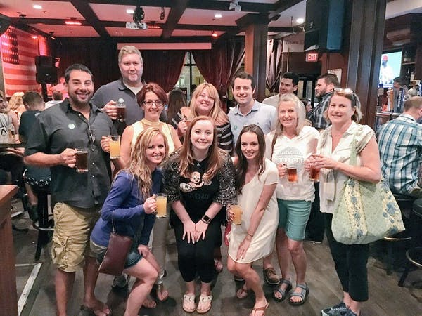 Boston pub crawl