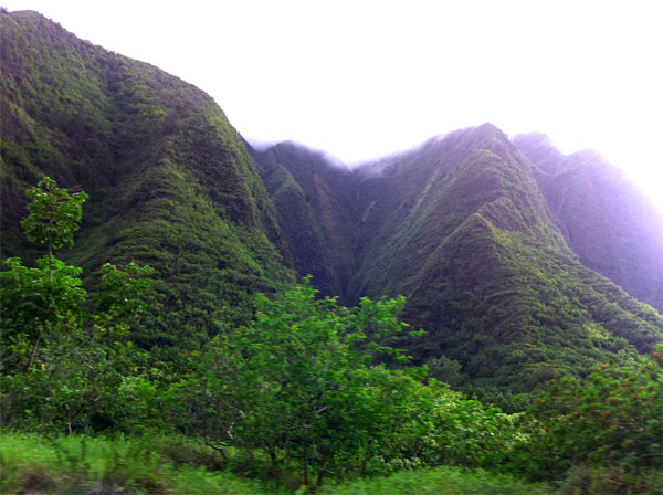 Beautiful Iao Valley