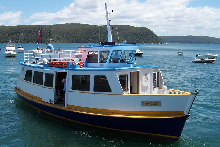 Palm Beach Ferries Pittwater
