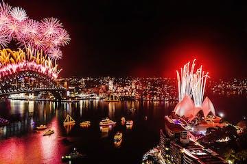 Sydney New years eve cruise