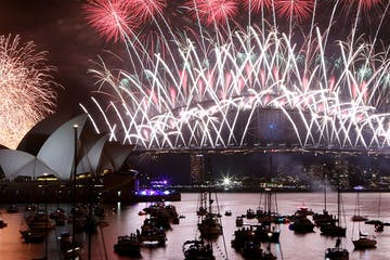 Sydney Harbour NYE Cruise