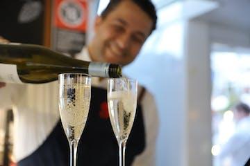 Fantasea Cruising Onboard Champagne