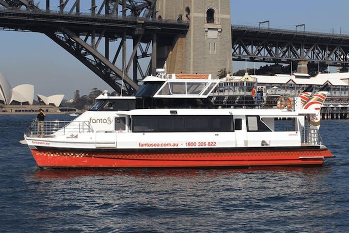 Discover Sydney Harbor Coffee Cruise