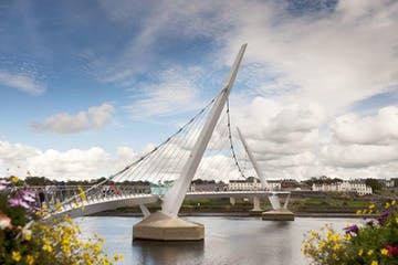Derry & Donegal bridge