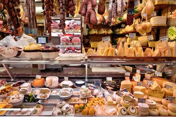 Food tours in Rome