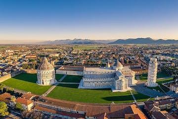 Pisa Piazza Miracoli