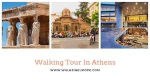 Walking Tours In Athens