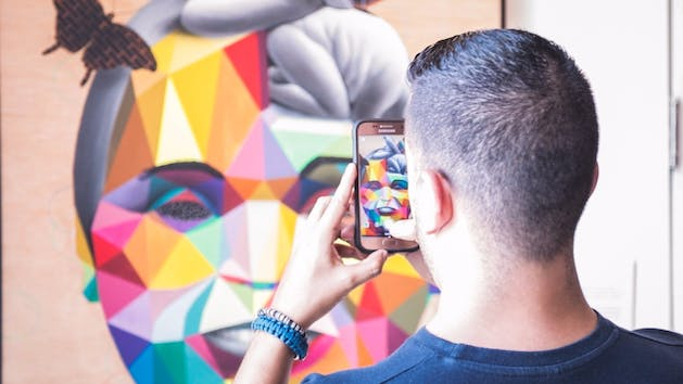 Photographing Wynwood Art in Miami