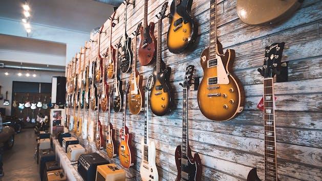 Wynwood Guitar Store