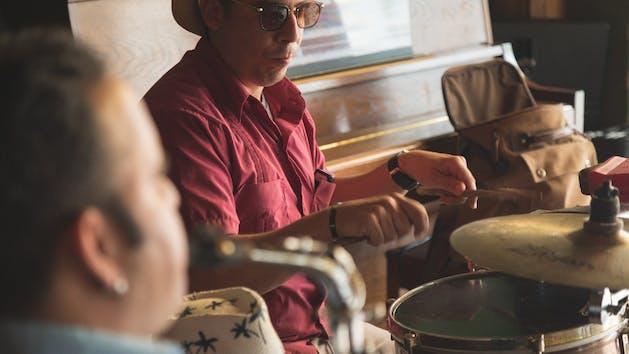 Little Havana Drummer