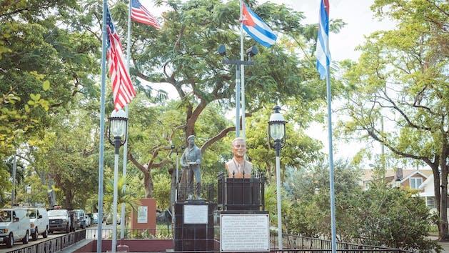 Miami Statues