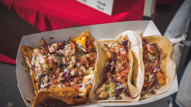 Miami Street Tacos Nachos