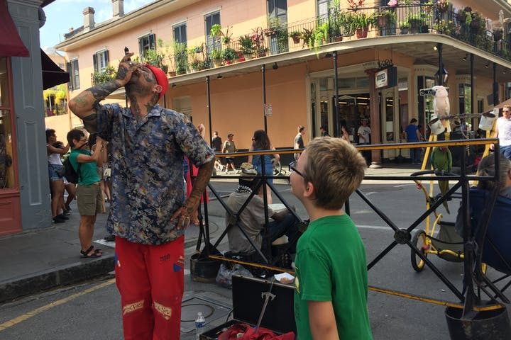 French Quarter Kids & Family Tour - Tour Photo 1 of 14
