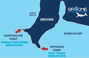 map of broome and roebuck bay