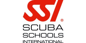 SSI Logo for open water scuba course certfication