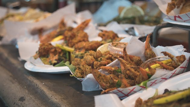 Fried-Food-in-New-Orleans