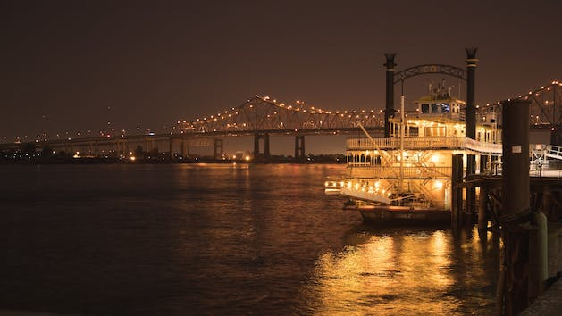 Creole Queen Riverboat New Orleans
